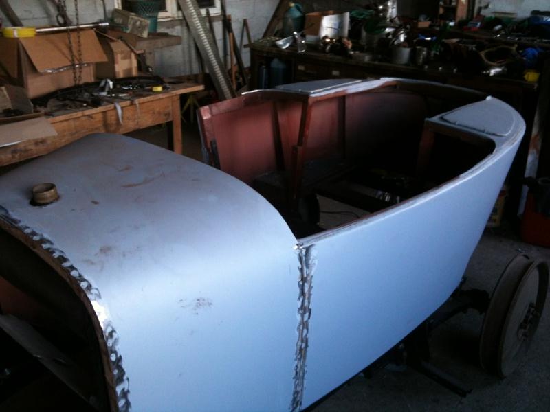 restauration trefle C3 510