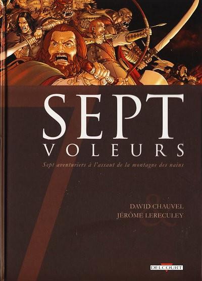 Sept - Tome 2: Sept Voleurs [Chauvel & Lereculey] 5976-110
