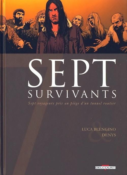 Sept - Tome 8: Sept Survivants [Blengino & Denys] Couv_110