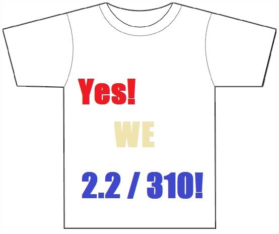 Tshirts sur le marché de Morsay 22_31010