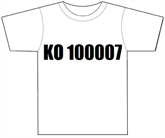 Tshirts sur le marché de Morsay Ko100010