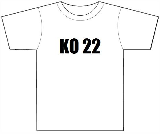Tshirts sur le marché de Morsay Ko2210