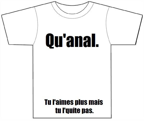 Tshirts sur le marché de Morsay Qu_ana10