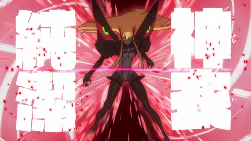 Kill La Kill Episode 18 & 20(F/F EC MC) Dark_s10