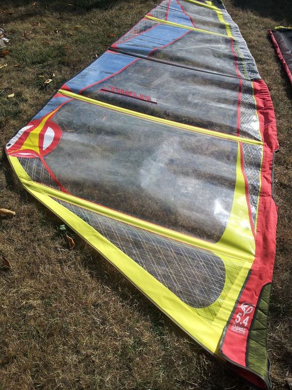 Vends Voile 5,4 / mat / wish 311