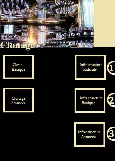 Début des mémoires ancestrales  Clonag10
