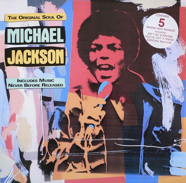 The Original Soul Of Michael Jackson * ON LINE R-148810