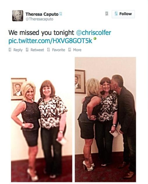 Chris Colfer Tweets - Page 3 Twitte15
