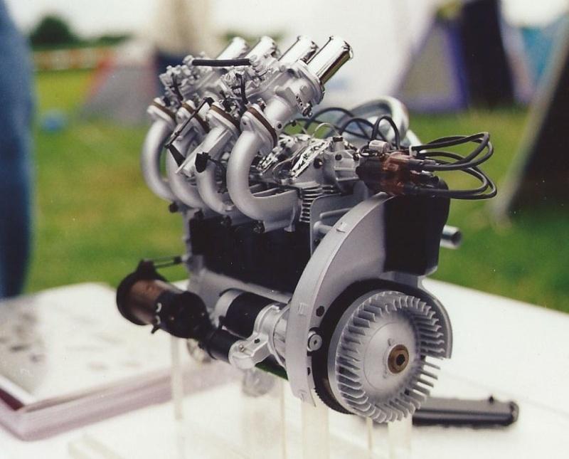 Moteur TT 1:5 eme Mot210