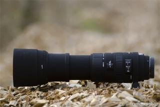 Téléobjectif SIGMA 150-500mm monture Nikon Sigma110