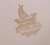 Sterling backstamp Sterli10