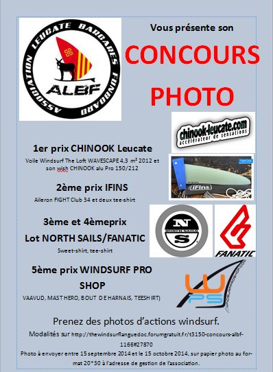 Concours ALBF 1166 Affich12
