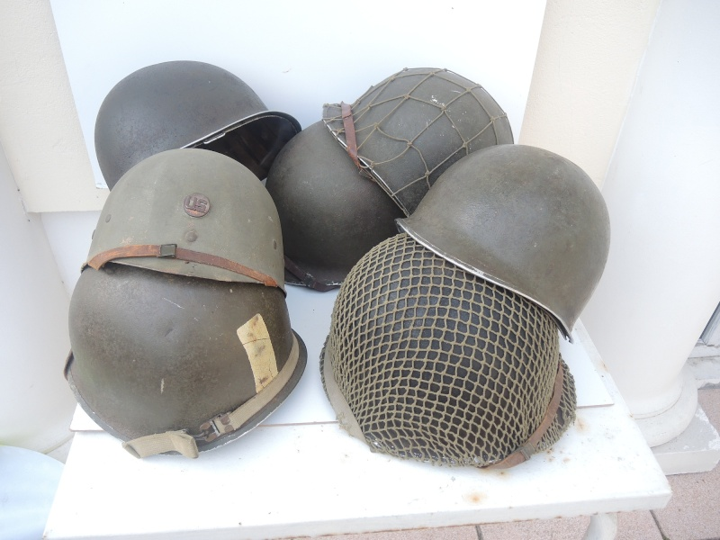 Quelques casques US Dscn5278