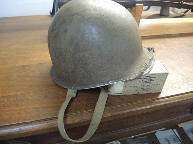 Quelques casques US Dscn5832