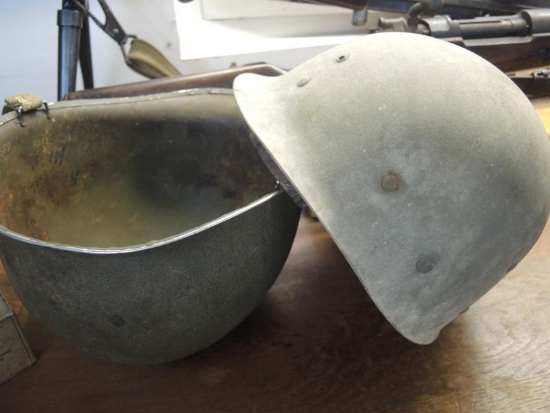 Quelques casques US Dscn5833