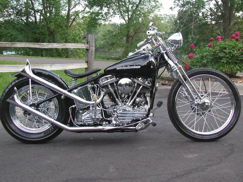 Les vieilles Harley....(ante 84) par Forum Passion-Harley - Page 5 1954_h10