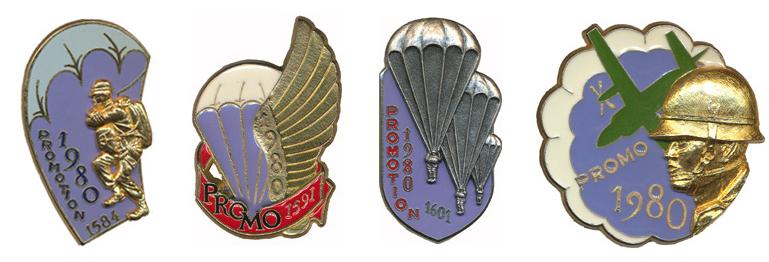 Les promotions de l'ETAP Insign10