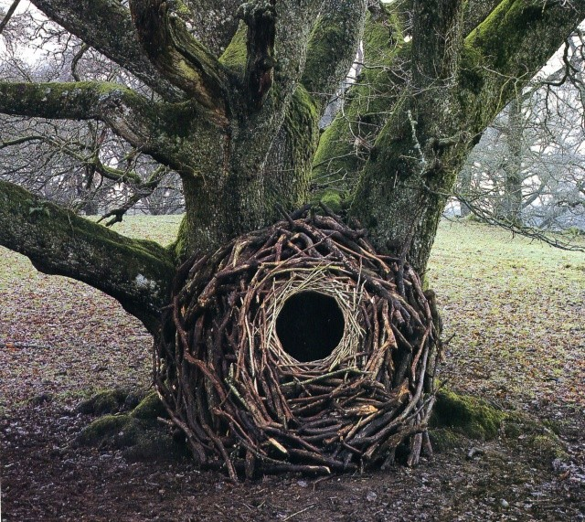 la Nature en base de travail, Andy Goldsworthy Andy_g12