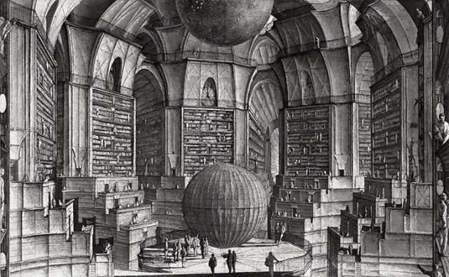 Bibliothèques et livres des songes - Page 2 Bibli510