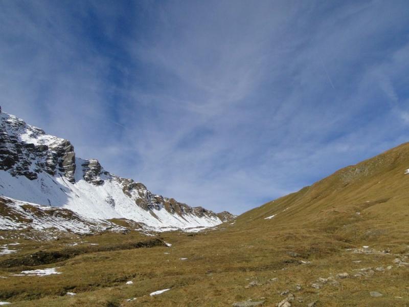 Col de l'Ouillon par le vallon du Versoyen Dsc02720