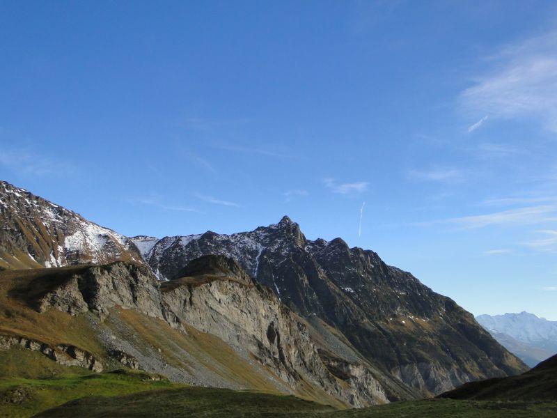 Col de l'Ouillon par le vallon du Versoyen Dsc02821