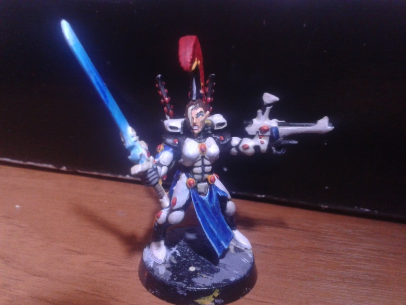 Eldur's Dark Eldar Army ---> NEW PICS, including CW Eldar (Ulthwé) Allies!! 20141212
