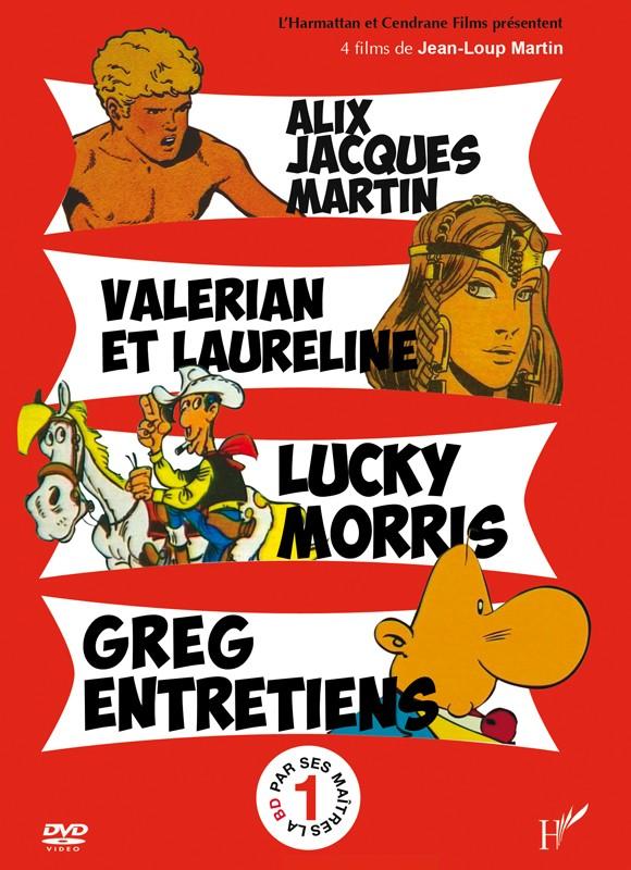 """DVD """"La BD par ses maîtres"""" Labdvo10"""