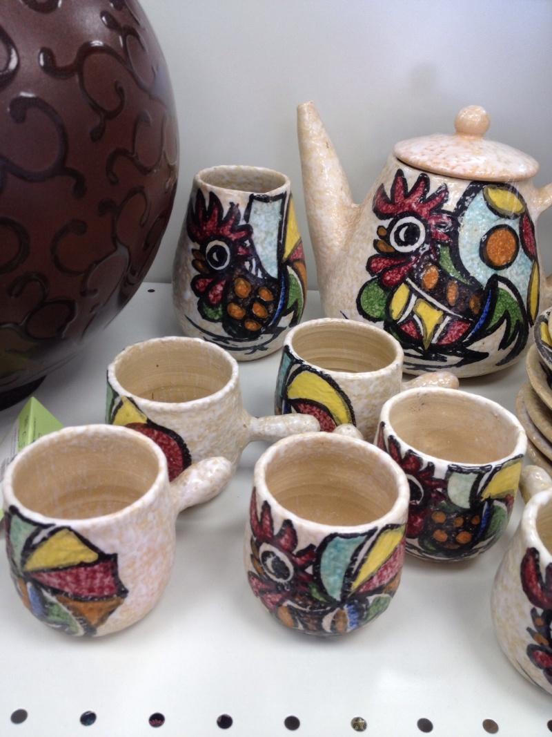 Cockerel tea set - Toledo, Spain Image10