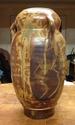 Large vase with lug handles - American?  Img_4329