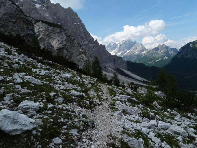 Les Dolomites d'Ampezzo et le Monte Pelmo P1480011
