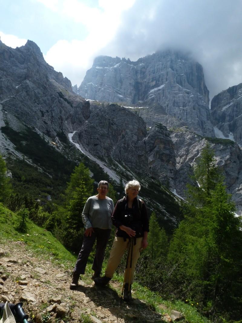 Les Dolomites d'Ampezzo et le Monte Pelmo P1480013