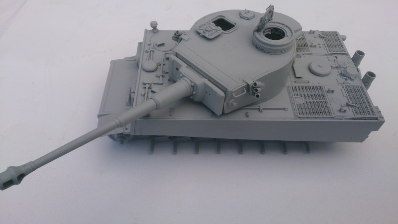 Tigre I early Dragon 1/35 TERMINE - Page 2 Primer10