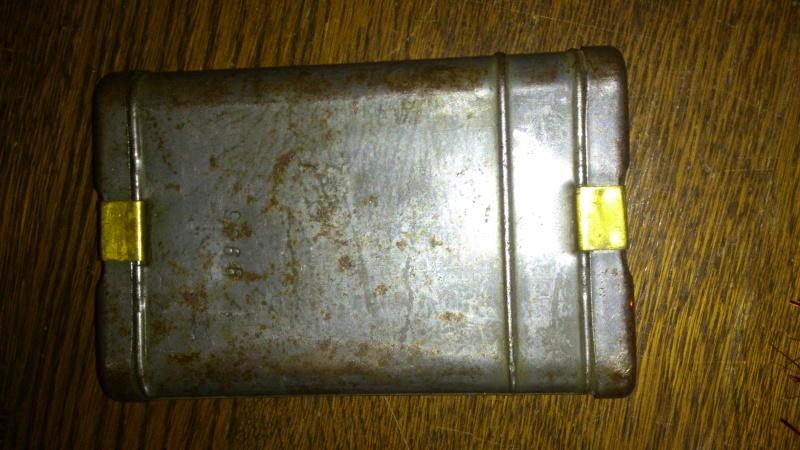 Boites de nettoyage R.G. 34 pour Mauser 98k - Page 2 Dsc_4011