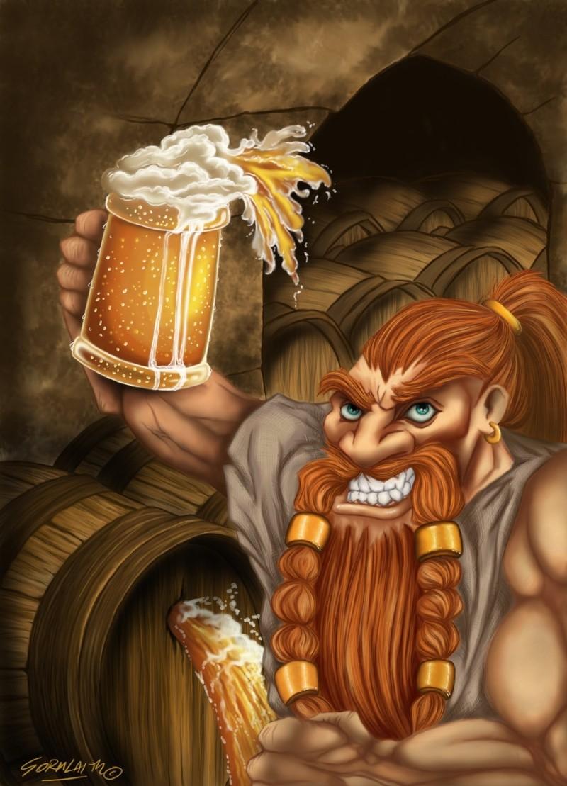 happy birthday Gattara Beer_d10