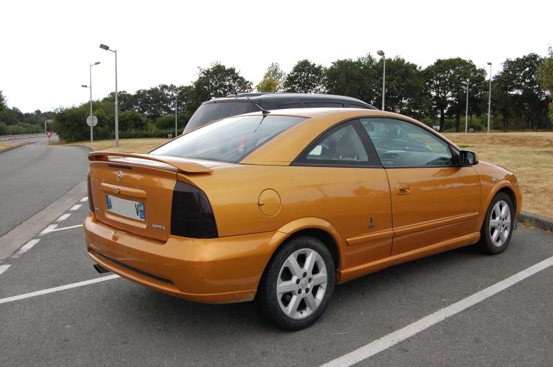 Astra G Coupe Bertone 1,8 115cv Jaune Capri Dsc_5317