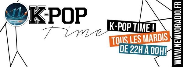Radio K-pop Time  121