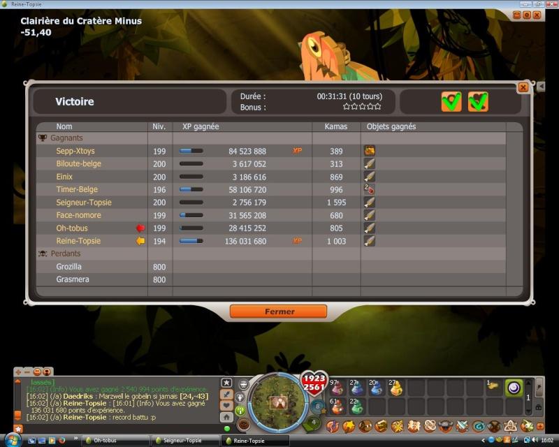 Screens en tout genre, mettez vos exploits en ligne! - Page 5 136m_d10