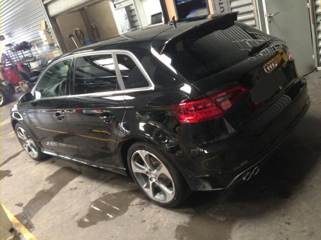Audi A3 SportBack 2.0L TDI 184cv - Page 3 Photo_11