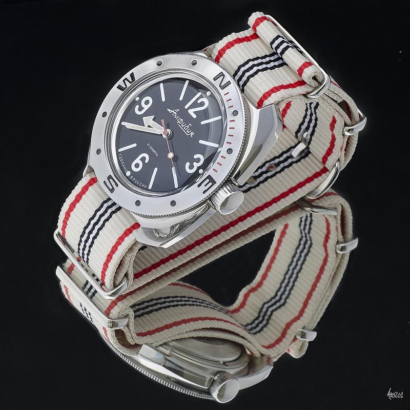 Vostok Amphibian - ma 1ère russe 14309911