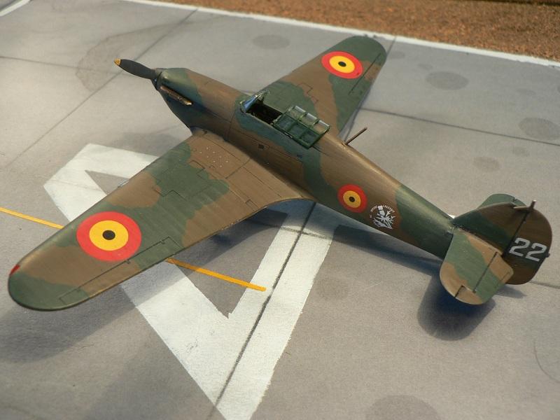 [Airfix] Hawker Hurricane mk.I 0-116