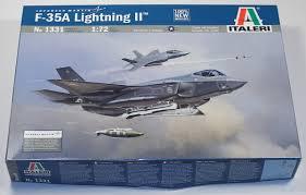 [Italeri] Lockheed Martin F-35 A Lightning II 0-119
