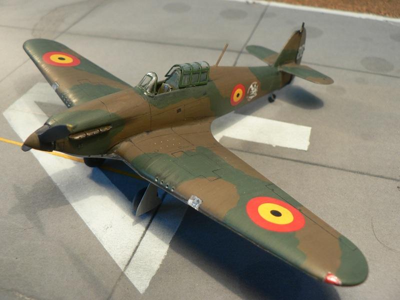 [Airfix] Hawker Hurricane mk.I 010