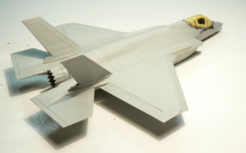 [Italeri] Lockheed Martin F-35 A Lightning II 1-516