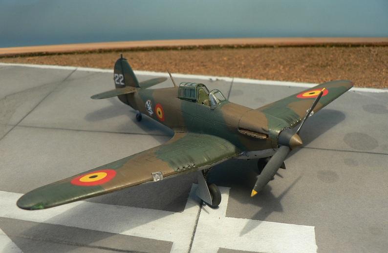 [Airfix] Hawker Hurricane mk.I 110