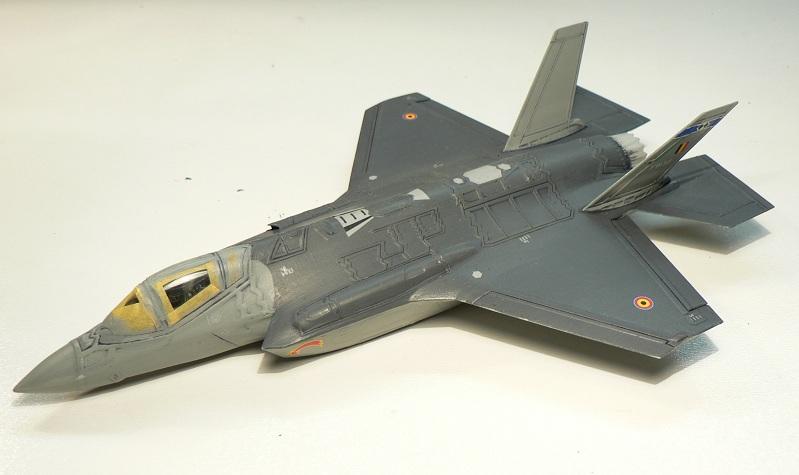 [Italeri] Lockheed Martin F-35 A Lightning II 2-119