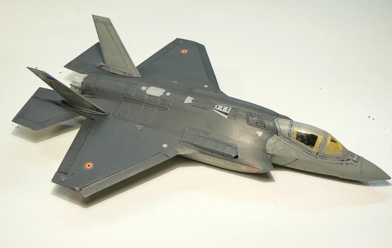 [Italeri] Lockheed Martin F-35 A Lightning II 2-219