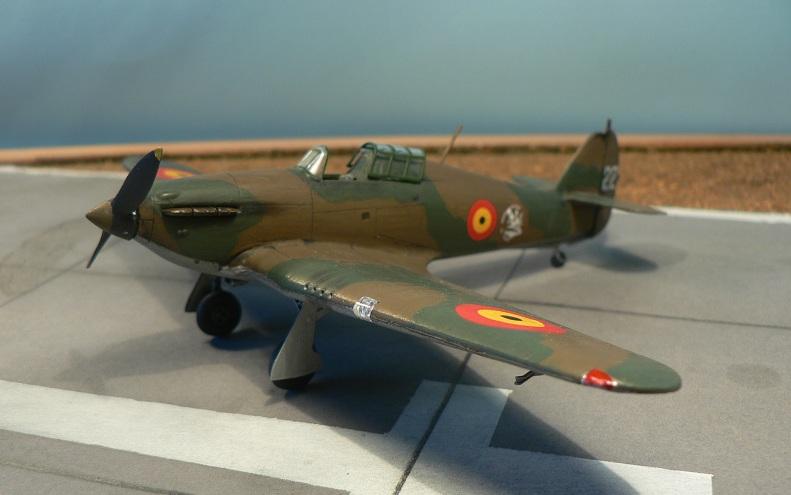 [Airfix] Hawker Hurricane mk.I 210