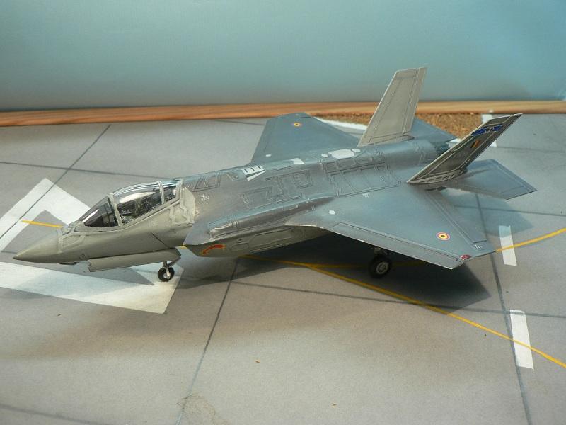 [Italeri] Lockheed Martin F-35 A Lightning II 3-120