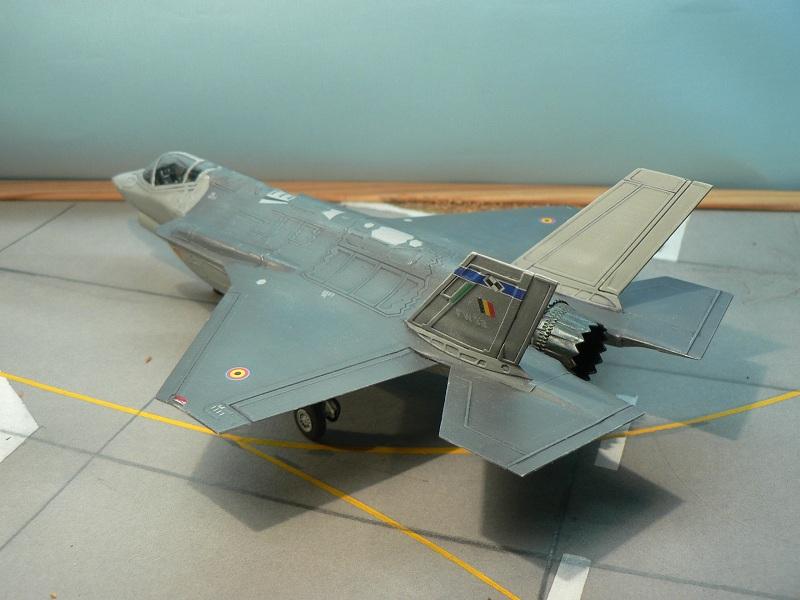 [Italeri] Lockheed Martin F-35 A Lightning II 3-318