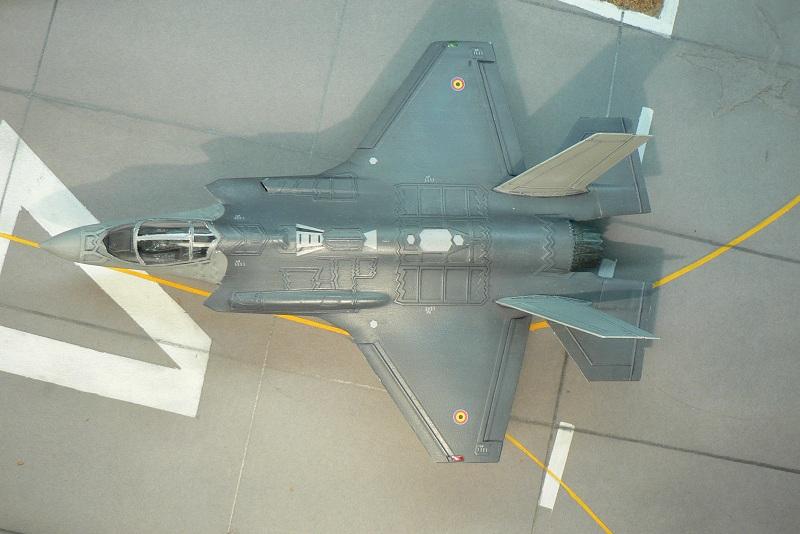 [Italeri] Lockheed Martin F-35 A Lightning II 3-415